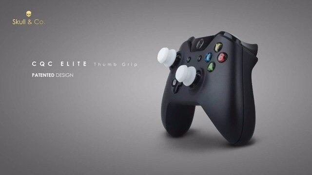 Capa analógica de silicone para controle de xbox one, capas para controlador de videogame xbox one Capas do polegar mestre do fps para xbox one gamepad