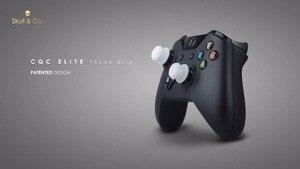 Image 1 - Silikon Analog sapları başparmak sopa kapaklar kapak Xbox One denetleyici kafatası & Co. FPS ana Thumbstick kapak Xbox One Gamepad
