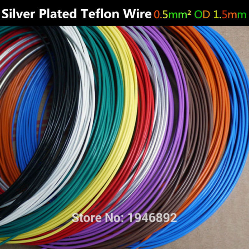 Teflon OD 1.5mm DIY High purity oxygen-free copper High temperature Wire 7 Colors to select nbz1-24 1000g 98% fish collagen powder high purity for functional food