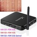 X98 PRO TV Box 2GB/16GB 3GB/16GB 3GB/32GB Amlogic S912 Android 6.0 Smart TV Box Octa Core 4K Kodi 16.1 2.4G/5G WiFi Set Top Box