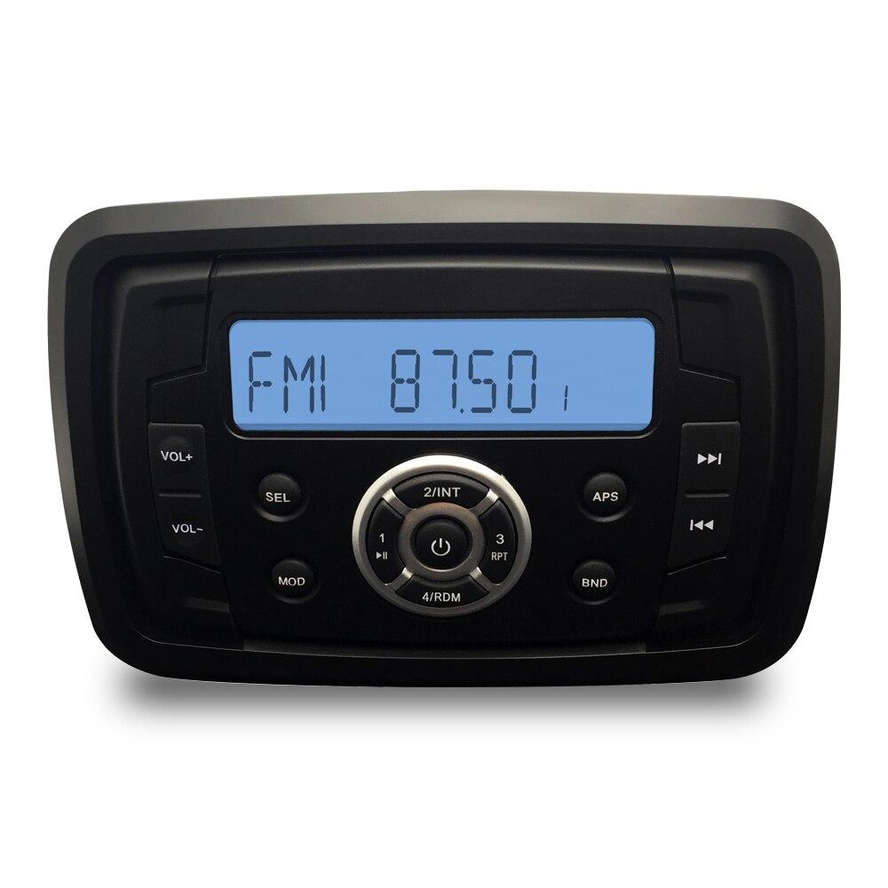 Aliexpress Com Buy Waterproof Marine Bluetooth Stereo