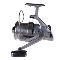 RYOBI Spinning Fishing Reel 3 9 1 4 1BB Silvery Aluminum Spool Full Metal Body Fishing