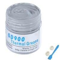 30g szary Nano GD900 zawierający srebrny RoHs pasta termoprzewodząca pasta silikonowa mieszanina do radiatora 4.8 W/M-K do procesora LED