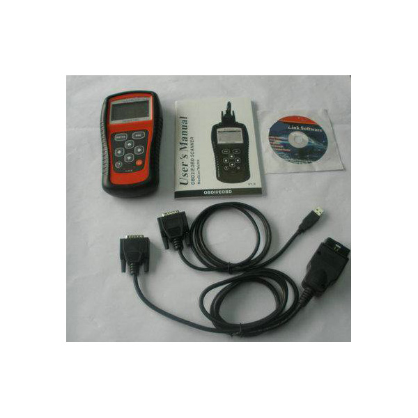 По DHL/FedEx 30 шт. Высококачественный Автомобильный сканер MS509 OBDII OBD OBD2 сканер MS509 автомобильный диагностический инструмент