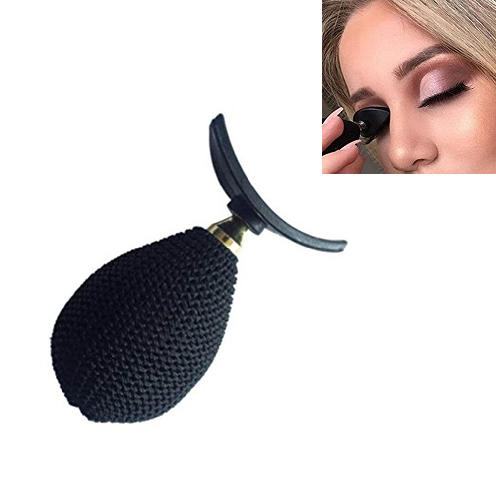 Lazy Silicon Eye Shadow Stamp Crease Eyeshadow Stamp Glittering Lazy Applicator Silicon Eyeshadow Seal Makeup Tools Accessories