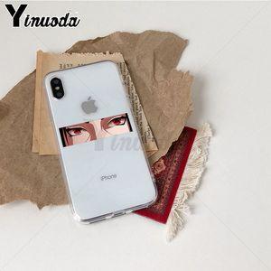 Image 5 - Yinuoda Anime Naruto Eyes Sharingan TPU Soft Silicone Phone Case Coque for iPhone Xr XsMax 8 7 6 6S Plus Xs X 5 5S SE 5C Cases
