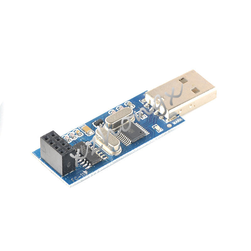 XNWY USB wireless serial port module serial to nRF24L01+ digital communication remote control acquisition module test board