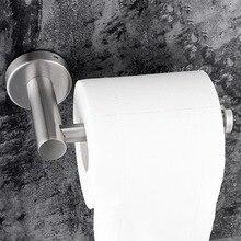 1 soporte de papel higiénico para colgar sin marcas práctico soporte de papel higiénico montado en la Pared Soporte de pañuelos para el baño Baño