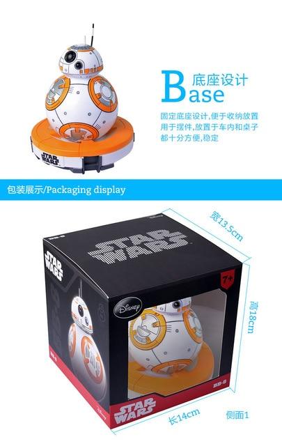 Фигурка Звездные воины BB-8, 15 см 6
