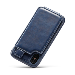 New iphoneX mobile phone cases iphone 6 7 8 / business anti-fall wallet style mobile phone shell unisex mobile phone shell sale 3