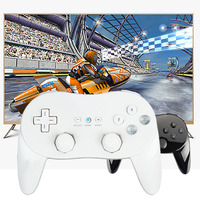 Hot Sale Classic Wired Game Controller Gaming Remote Pro Gamepad Shock Joypad Joystick For Nintendo Wii