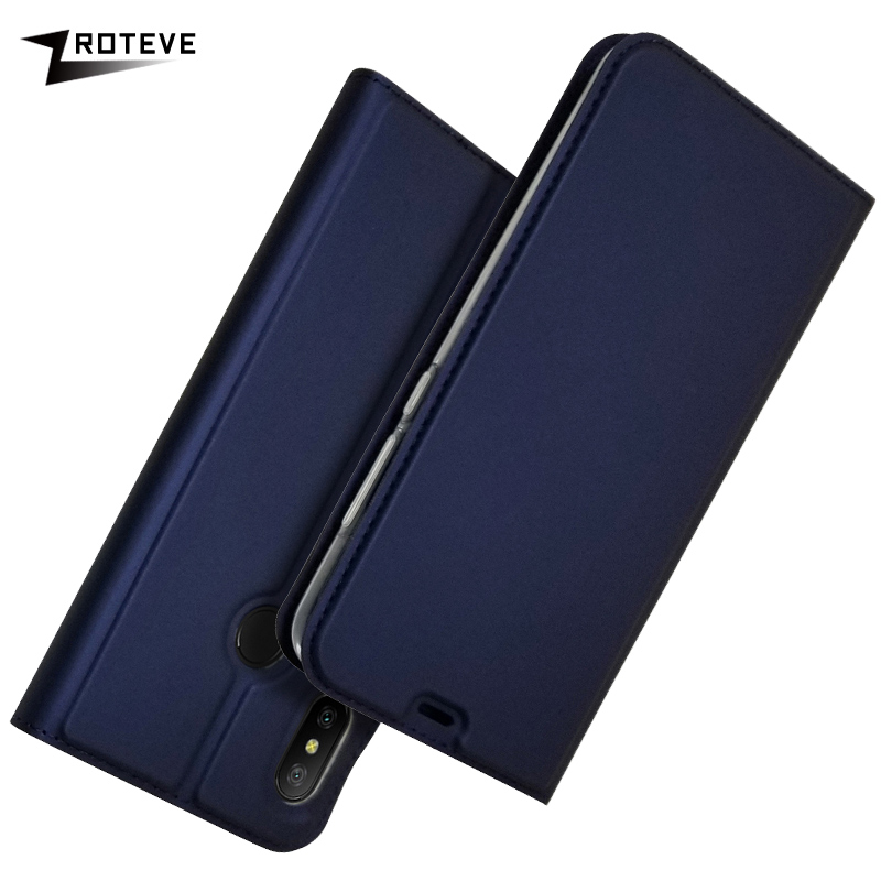 Xiaomi Mi 6X 5X Case Cover ZROTEVE Wallet Leather Coque Xiaomi Mi6 X Magnetic PU Flip Cover Xiami Xiomi Mi 6 X Mi5 X Phone Case in Flip Cases from Cellphones Telecommunications