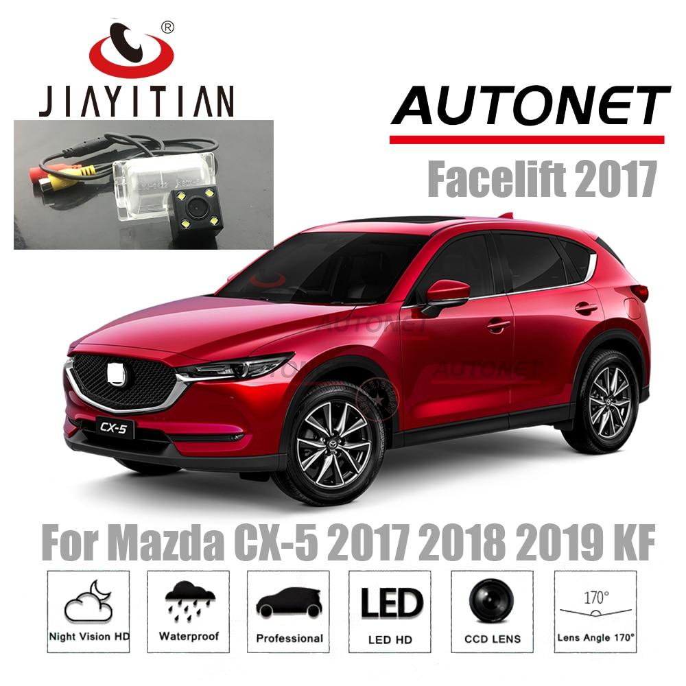 2018 Mazda Mazda6 Camshaft: JiaYiTian Rear View Camera For Mazda CX 5 Cx5 2017 2018
