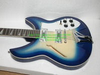 12 Strings Blue 325 Rick Electric Guitar Wholesale Guitars High Quality Free Shipping