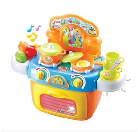 caja de de juguetes de cocina para nios sooktops msica montaje sooktops juguete cocina cocina