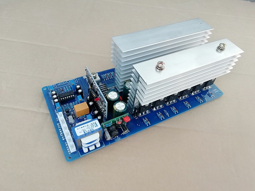 High Power Frequency Pure Sine Wave Inverter Drive Main Board 3000W 5000W 6500W Product Board Suite