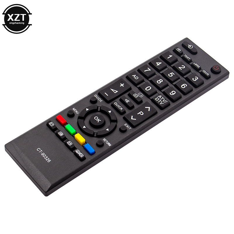 New Replacement Toshiba smart tv remote Control CT-8069 for Toshiba tv remote LCD LED SMART TV NO SETUP REQUIRED 32D3653DB 32D3753DB 32L3753DB 32W3753DB 32W3753DG 40L3441 40L3443 40L3448
