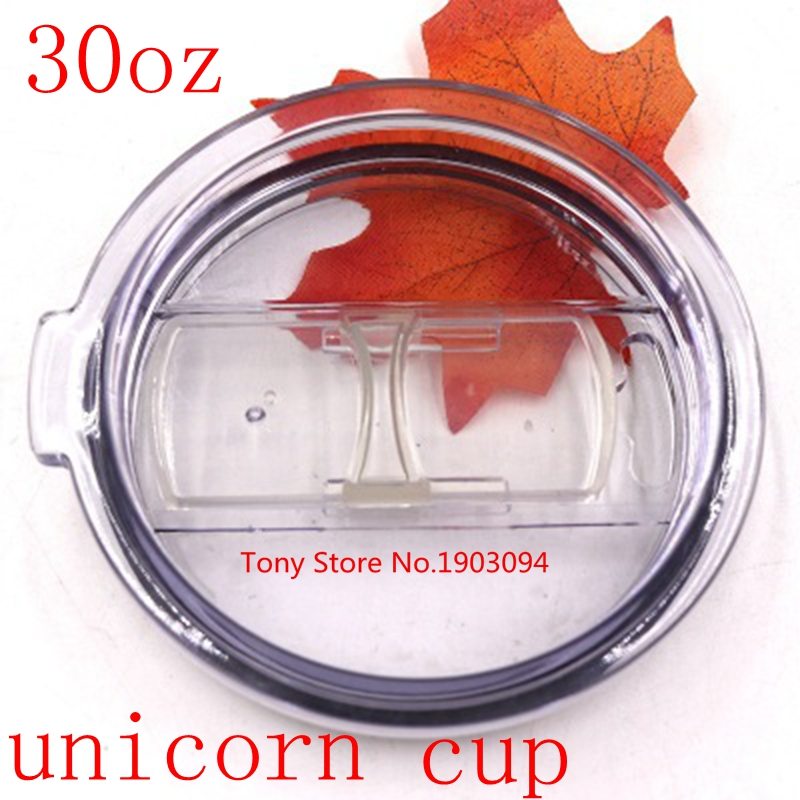 20oz/30oz unicorn cup and lid