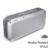 Divoom voombox partido segunda caixa de música bluetooth speaker portátil ao ar livre com 30 w de saída e 6000 mah carregador