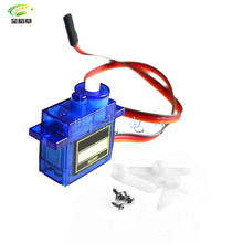 10PCS RC Micro SG90 Servo 9g For Arduino Aeromodelismo Align Trex 450 Airplane Helicopters Accessories