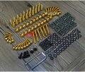 Acessórios serve para Yamaha YZF-R1 R6 07-15 carenagem da motocicleta parafuso habitação parafuso chave de fenda cor modificada parafuso de liga de alumínio
