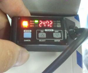 Image 5 - LX 101 sensor de código de cor interruptor fotoelétrico sensor rgb cor digital 3 led mark sensor npn 2 m cabo 100% original novo