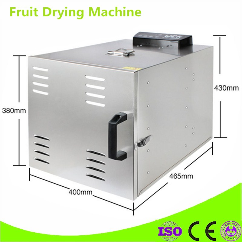 Household 10 Tray Nuts Dryer Machine Fruits And Vegetables Dehydration Drying Machine Pet Food Dryer household 10 tray 110 220v food drying machine fruits dryer and vegetables drying machine pet food dryer