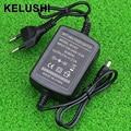 KELUSHI HC-302 Fiber Optical Transceiver EU Plug AC 100V-240V~0.4A 50/60Hz Converter DC 5V 2A Server Power Supply Adapter