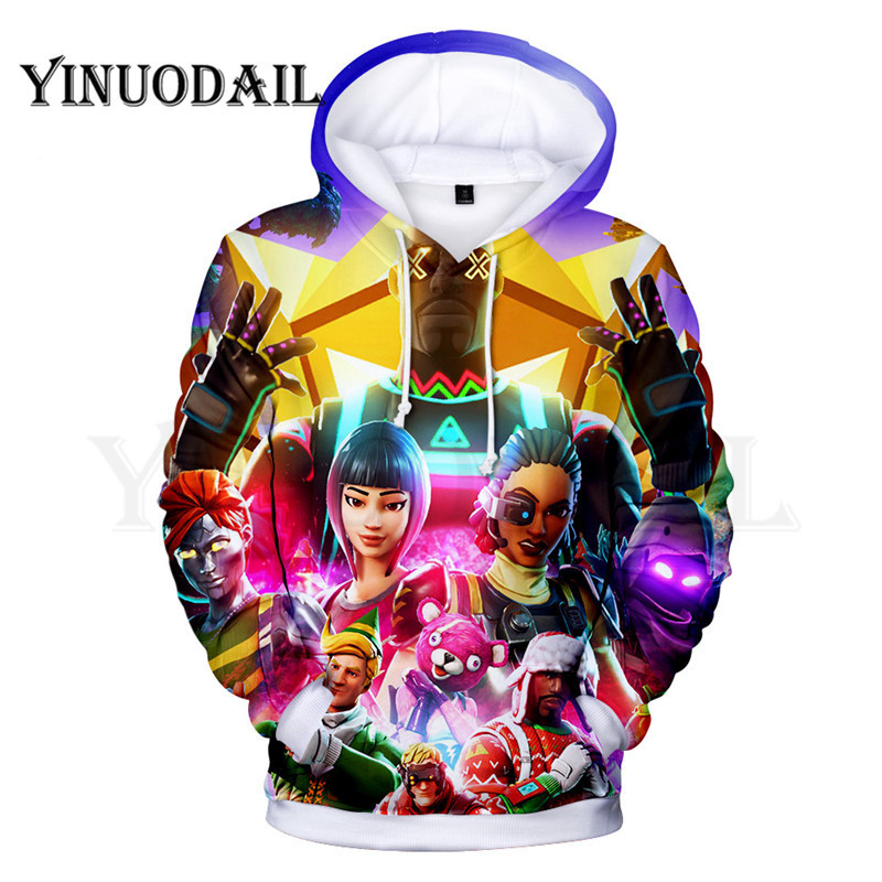 100cm-160cm Parent-Child 3D Hoodies Gunman Hoodie For Kids Sudaderas Para Hombre 3D Streetwear Hoodies
