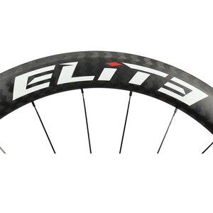 Image 3 - Elite KING DT السويسري 240S الكربون دراجة عجلة 30 35 38 45 47 50 55 60 88 مللي متر 700c الطريق دراجة العجلات أنبوبي الفاصلة لايحتاج جاهزة