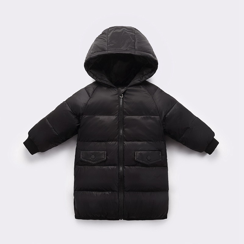 CROAL CHERIE 90% Down Winter Coat For Kids Girls Boys Long Warm Kids Boys Winter Jacket Thicken Toddler Girl Winter Clothes   (1)