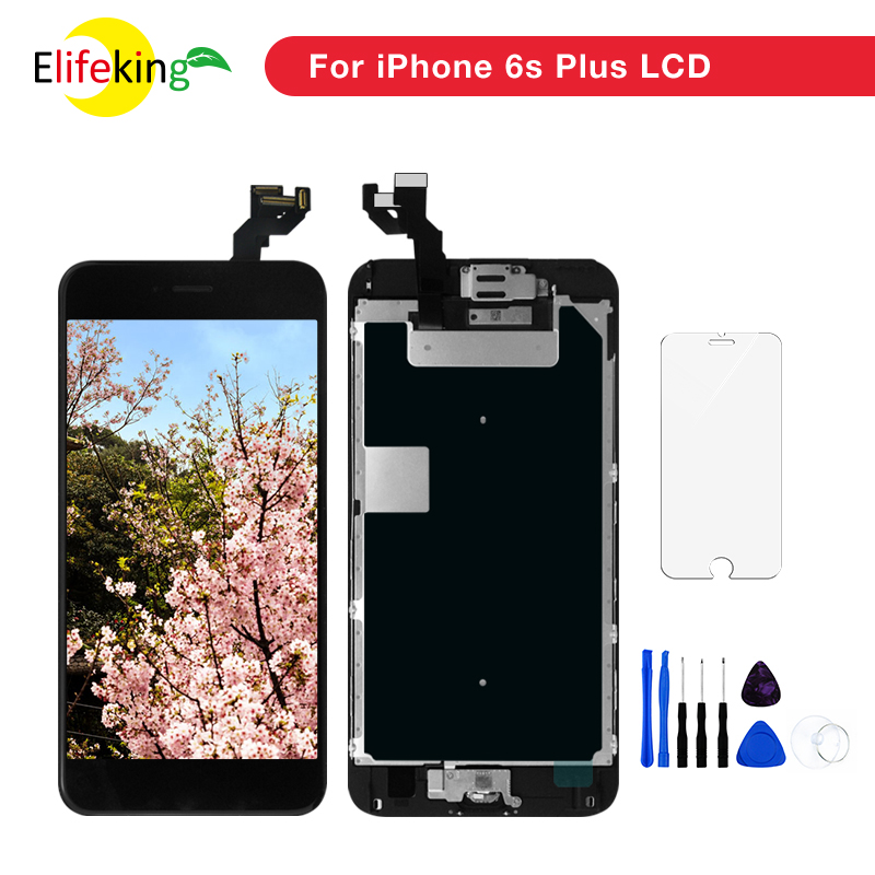 Digitizer Lcd-Display Pixel IPhone Lcd-Screen-Replacement Assembly Touch-Screen For 6s-Plus