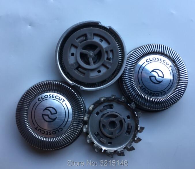3 κεφαλές ξυραφιών hq4 για ξυριστική μηχανή philips. Msow