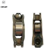 BTAP 1 pcs Rocker Arm Controle de Sincronismo Do Motor Para Passat Golf Tiguan Polo Audi A3 A6 Skoda Assento 06E109417E 06E109417F 06E109417S