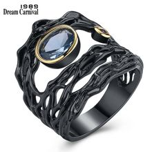 Женское Винтажное кольцо dreamcarnival 1989 серий neo gothic