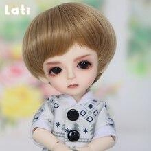 樹脂フィギュアボディモデルベビーガールズボーイズ人形の目高品質のおもちゃ 1/8 ラティ黄色 OUENEIFS