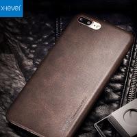 X Level Ultra Thin Slim Vintage Funda For IPhone 7 8 Plus Phone Case Luxury Soft