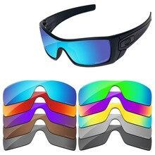 PapaViva Polycarbonate POLARIZED Replacement Lenses for Batwolf Sunglasses - Multiple Options