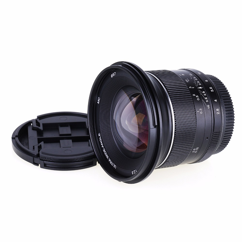 new 12 mm F2.8 f/2.8 Manual Wide Angle Lens for Sony E Mount NEX F3 C3 5 5N 5R 5T 6 7 A6300 A6000 A5100 A5000 ILCE 6000 Camera цифровой фотоаппарат sony alpha a6000 kit 16 50 mm f3 5 5 6 e oss pz gray