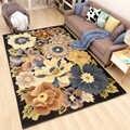 100% di Lana Europeo Tappeti Moderni Per Soggiorno Personalizza Il Grande Camera Da Letto Zona Tappetini s alfombras Tavolino Divano Pavimento Tappetini zerbino