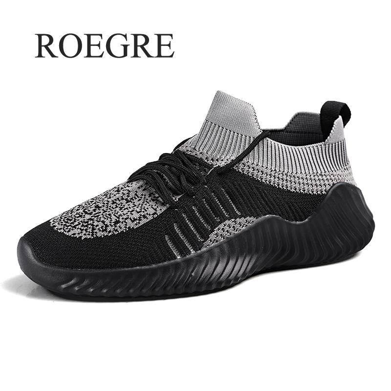 Plus Size 35-48 2019 New Men Casual Shoes Fashion Loafer Shoes Male Breathable Cool Flat Shoes Sneakers Zapatillas Deportivas 1