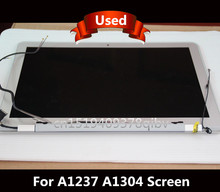 Tested LCD LED Display Screen Assembly For Macbook Air 13.3″ A1237 A1304 100% Working