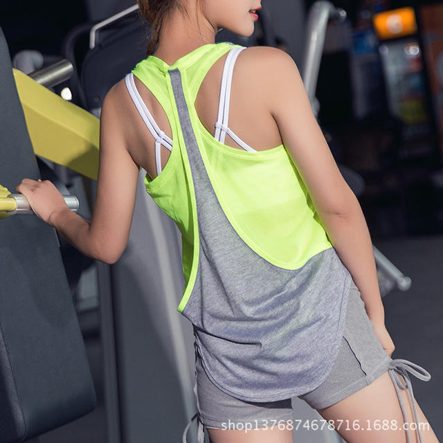 Feitong New Fashion Tank Top Women T-shirt Summer Vest Sexy Loose Solid Color Sleeveless Tops Shirt Casual T-Shirt Female Shirt 1