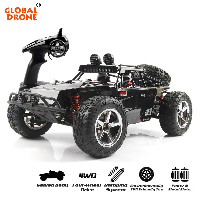 Global Drone Remote Control Car Toys Car for Boys Machine on the Radio 4WD 2 4Ghz