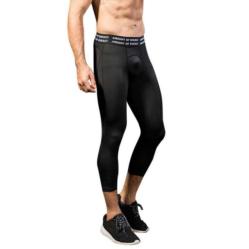 11ce565a06 Detail Feedback Questions about Laamei Men Compression Pants ...