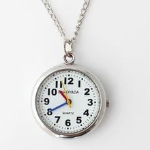 Pocket Watch Necklace Gift-Bag Quartz with Gl56/Kids/Men High-Quality New-Arrived