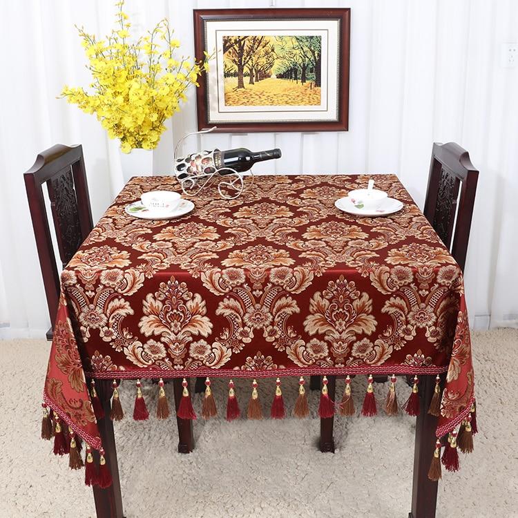 Розкішний рельєфний жакардовий - Домашній текстиль - фото 4