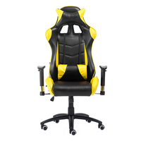 Hot Sale Fashion Gaming Chair Computer Playing Seat Chair Aluminum Alloy Support Lifting Lying Comfortable Internet