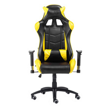 Hot Sale Fashion Gaming Chair Computer Playing Seat Chair Strong Steel Support Lifting Lying Comfortable Internet Bar Chair