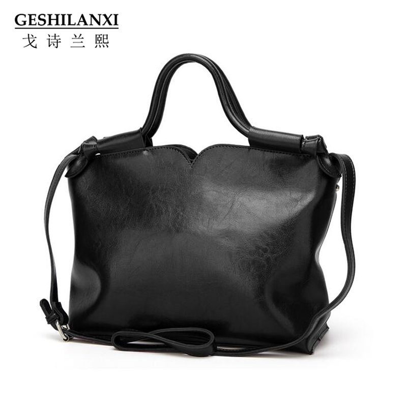 GESHILANXI Women Handbag High Quality Famous Designer Brand PU Leather Messenger Bag shoulder Bag Crossbody Bags female bag Gift